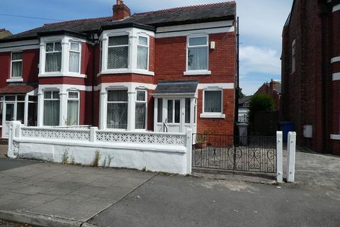 4 bedroom semi-detached house for sale - Ollerton Avenue, Old Trafford, Manchester. M16 7SE