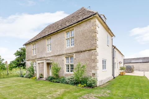 6 bedroom farm house for sale - Main Road, Christian Malford, Chippenham, Wiltshire, SN15