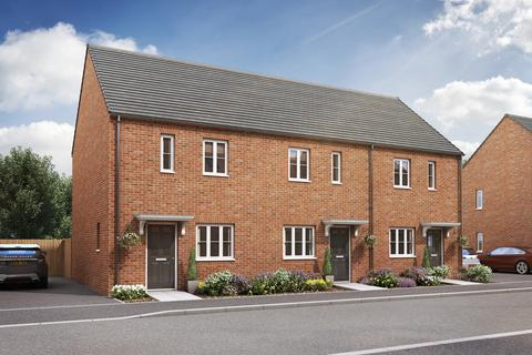 2 bedroom terraced house for sale - Plot 169, The Elmsbrook at Hawkswood, Kingsmere, Bicester OX26