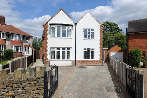 4 bedroom detached house for sale - Mansfeldt Crescent, Newbold, Chesterfield
