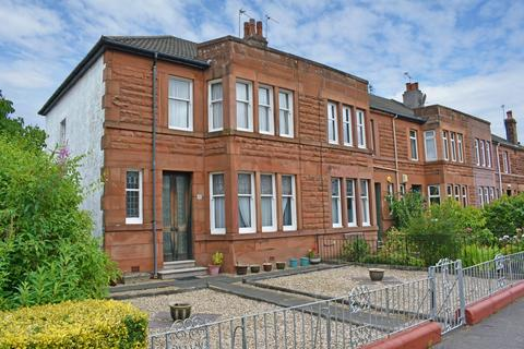 3 bedroom end of terrace house for sale - 42 Titwood  Road, Strathbungo