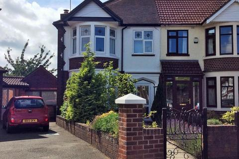 3 bedroom end of terrace house for sale - Harewood Road, Coventry