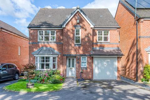 4 bedroom detached house for sale - Larch Drive, Northfield, Birmingham, B31 5HB