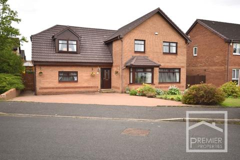 4 bedroom detached house for sale - Armstrong Crescent, Uddingston, Glasgow