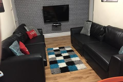 6 bedroom end of terrace house to rent - Craighall Avenue, Fallowfield, Manchester