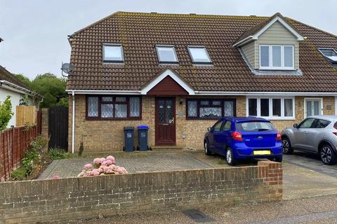 4 bedroom semi-detached house for sale - Mash Barn Lane, Lancing, West Sussex, BN15