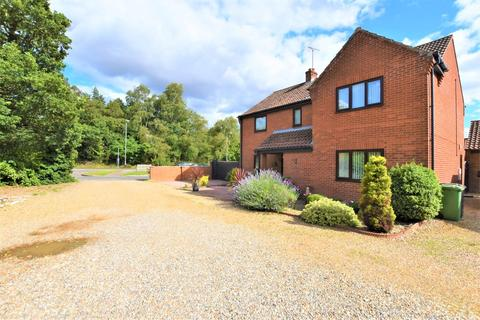 4 bedroom detached house for sale - Norwich Road, Roughton