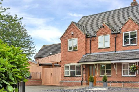 4 bedroom semi-detached house for sale - Hartshorne, Swadlincote, Derbyshire