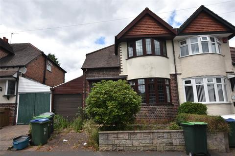 3 bedroom semi-detached house for sale - Heather Road, Smethwick, West Midlands, B67