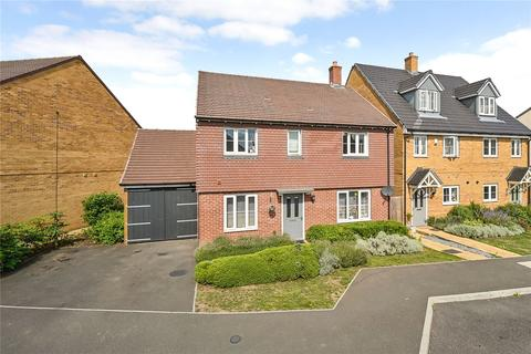 4 bedroom detached house for sale - Hadleigh Street, Kingsnorth, Ashford, Kent, TN25