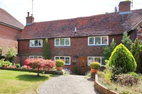 3 bedroom semi-detached house for sale - Oakleigh Cottage, The Heath, Horsmonden, Tonbridge, TN12