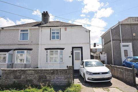 2 bedroom semi-detached house for sale - Queens Road, Plymouth. A 2 bedroom semi detached property with garden and parking.