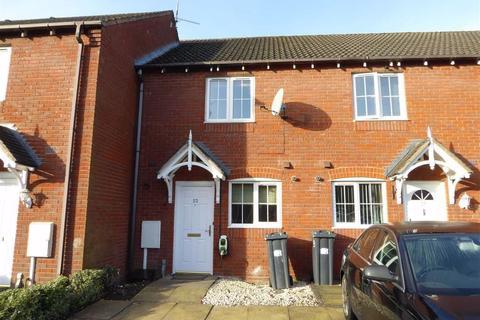 2 bedroom terraced house to rent - Holyoke Grove, Leamington Spa, Warwickshire