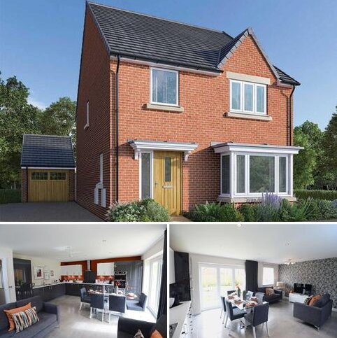 4 bedroom detached house for sale - Plot 128, The Bramcote at Wilford Fields, Wilford Lane, West Bridgford, Nottinghamshire NG2