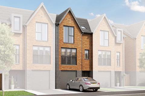 3 bedroom semi-detached house for sale - Plot 65, The Portland at Waters Edge, Edge Lane, Droylsden, Greater Manchester M43