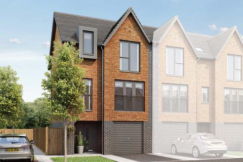 4 bedroom end of terrace house for sale - Plot 67, The Hollinwood at Waters Edge, Edge Lane, Droylsden, Greater Manchester M43