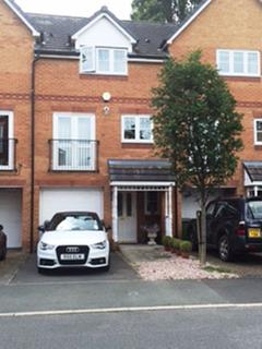 4 bedroom terraced house to rent - Lawnhurst Avenue, Brooklands, M23 9RY