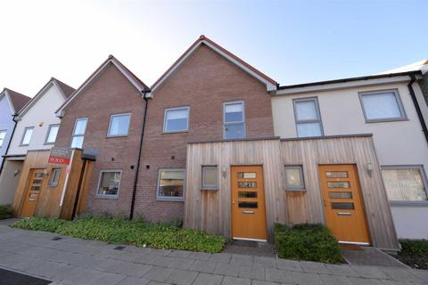 3 bedroom terraced house to rent - Pacha Way, The Staithes