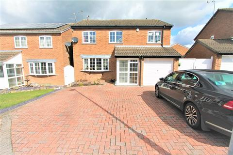 4 bedroom detached house for sale - Ledbury Close, Oadby, Leicester LE2