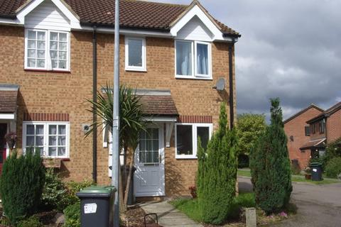 2 bedroom end of terrace house to rent - Elgar Drive, Shefford, SG17