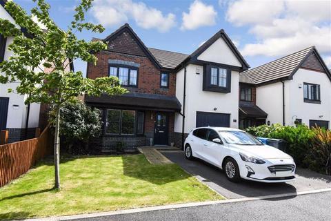 4 bedroom detached house for sale - Riley Way, Spring Bank West, Hull, HU3