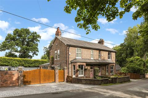 3 bedroom semi-detached house for sale - Broad Oak Lane, Mobberley, Knutsford, Cheshire, WA16
