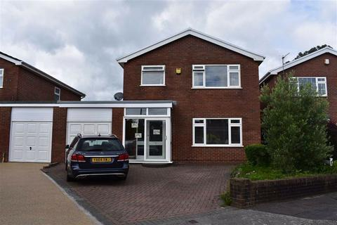3 bedroom link detached house for sale - King George Court, The Ridge, Swansea