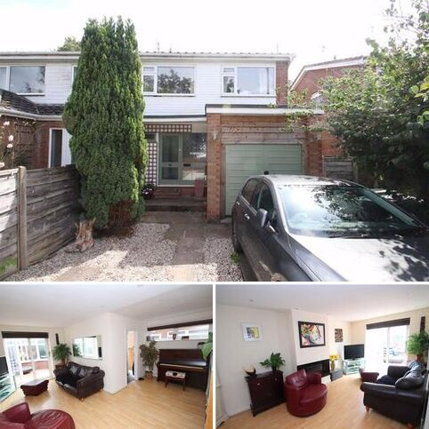 4 bedroom semi-detached house for sale - Springfield Drive, Wilmslow