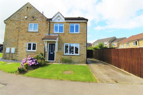 3 bedroom semi-detached house for sale - Hawthorne Way, Shelley, Huddersfield, HD8 8PZ