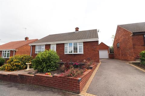 2 bedroom detached bungalow for sale - Farmfields Close, Bolsover, Chesterfield