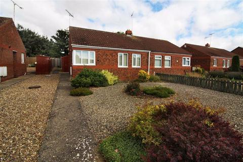 1 bedroom semi-detached bungalow for sale - New Walk, Driffield, East Yorkshire