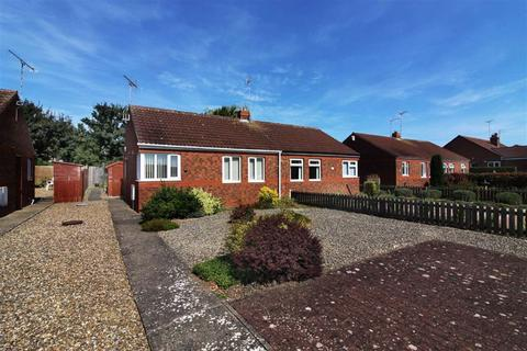 1 bedroom semi-detached bungalow for sale - New Walk Close, Driffield, East Yorkshire