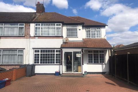 4 bedroom end of terrace house for sale - Clunbury Avenue, Southall, Middlesex