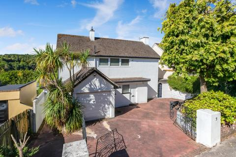 4 bedroom detached house for sale - Loxbury Road, Torquay, TQ2
