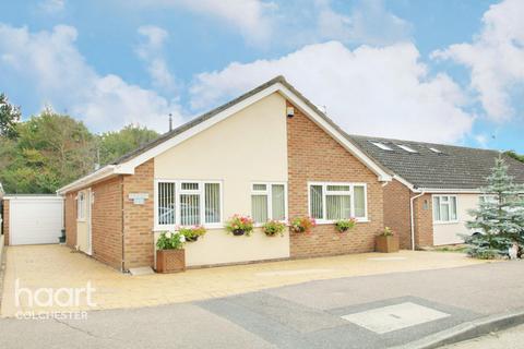 3 bedroom bungalow for sale - Bracken Way, Colchester