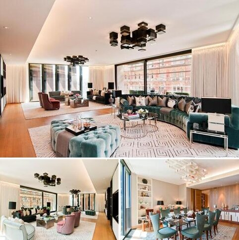 3 bedroom apartment to rent - One Hyde Park, Knightsbridge, London, SW1X