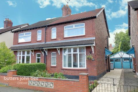 3 bedroom semi-detached house for sale - Neville Street, Crewe