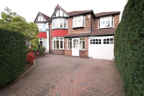 4 bedroom semi-detached house to rent - Hayling Road, , Sale, M33 6GW
