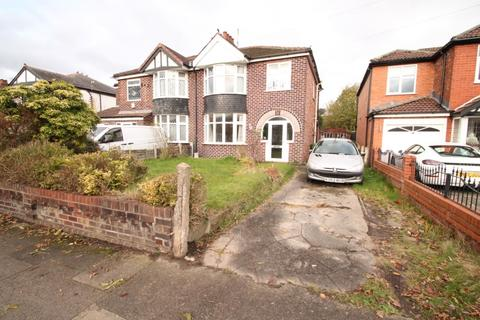 3 bedroom semi-detached house to rent - Woodhouse Lane, , Sale, M33 4JY