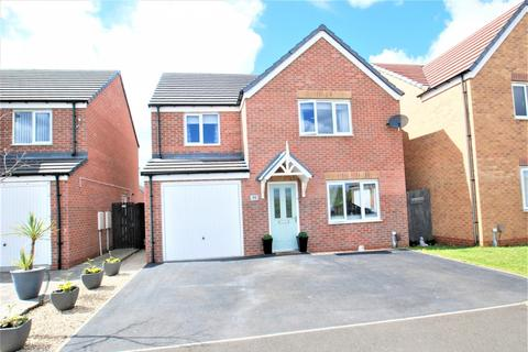 4 bedroom detached house for sale - Woolf Drive, South Shields