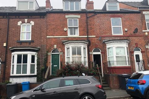 4 bedroom townhouse to rent - Colver Road, , Sheffield, S2 4UP