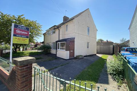 3 bedroom semi-detached house to rent - 4th Avenue, Hull HU6