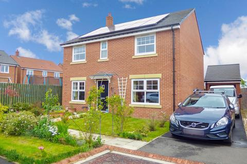 4 bedroom detached house for sale - Colliery Close, Benton, Newcastle upon Tyne, Tyne and Wear, NE12 9TR