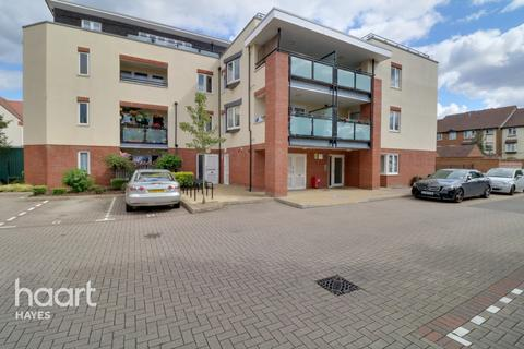 2 bedroom apartment for sale - Chamberlain Close, Hayes