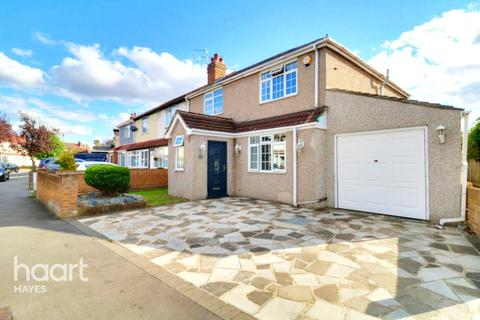 4 bedroom end of terrace house for sale - Warwick Crescent, Hayes