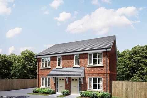 2 bedroom semi-detached house for sale - Plot 93, The Daresbury at Giantswood Grove, Giantswood Grove, Manchester Road CW12