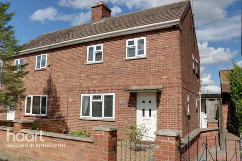 2 bedroom semi-detached house for sale - Losinga Road, King's Lynn