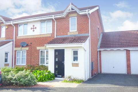 3 bedroom semi-detached house for sale - Havanna, Killingworth, Newcastle upon Tyne, Tyne and Wear, NE12 5BL