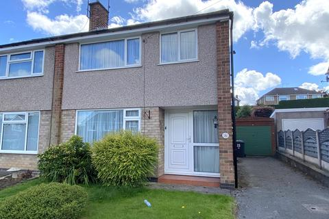 3 bedroom semi-detached house for sale - Belfit Drive, Wingerworth, Chesterfield, S42 6UP