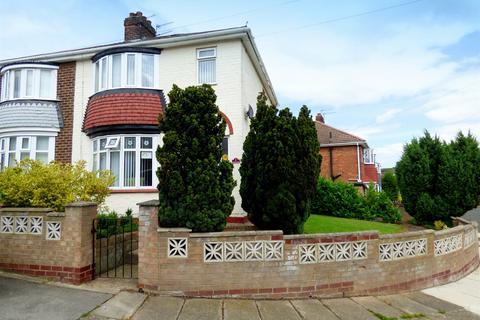 3 bedroom semi-detached house for sale - Milburn Crescent, Norton, Stockton-On-Tees, TS20